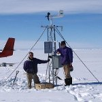 AWS en la antártida