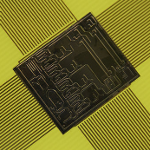 Tiny chip 3d
